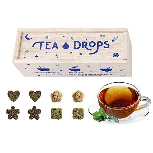 Sweetened Loose Leaf Tea Drops Standard Sampler