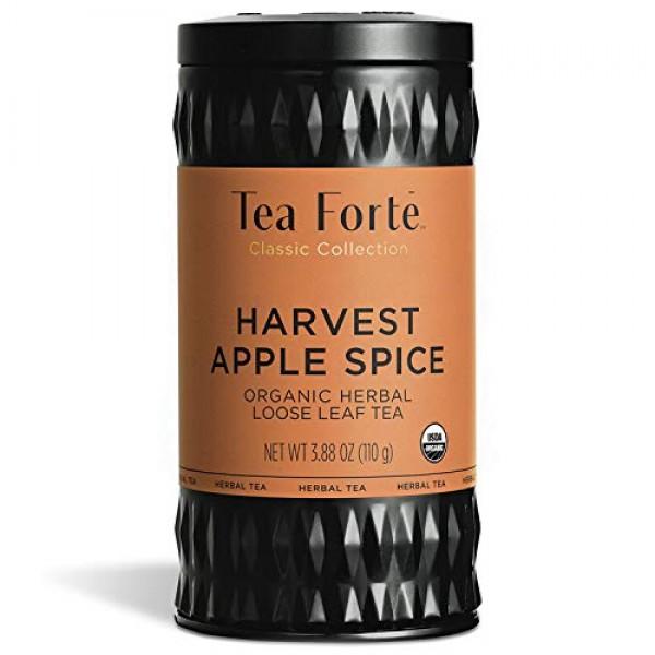 Tea Forte Organic Herbal Tea, Makes 35-50 Cups, 3.88 Ounce Loose...