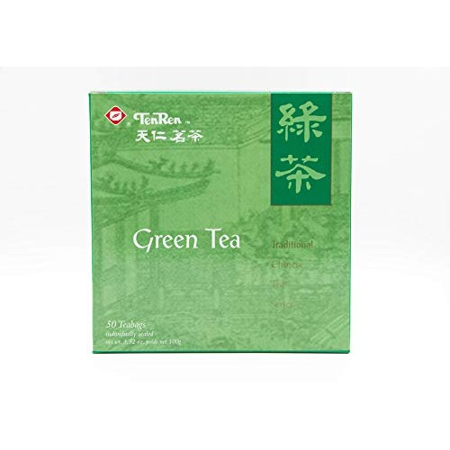 Ten Ren Green Tea, 50 Count