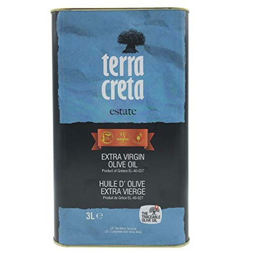 Terra Creta, 100% Koroneiki Variety, Estate Greek Extra Virgin O...