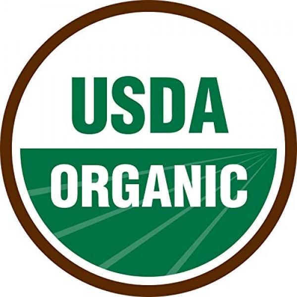 Terrasoul Superfoods Organic Brown Flax Seeds, 4 Lbs 2 Pack