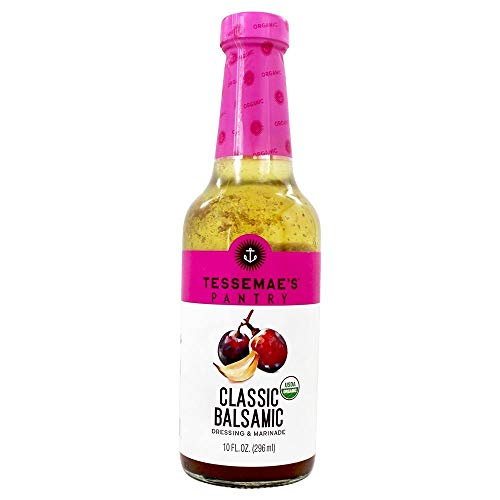 Tessemaes - Pantry Organic Dressing & Marinade Classic Balsamic...