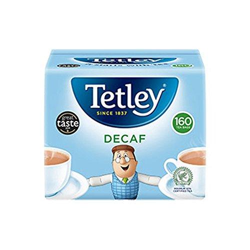 Tetley Decaf Teabags 160 per pack