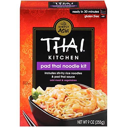 Thai Kitchen Noodle Stirfry, Pad Thai Noodle Kit Pack of 2