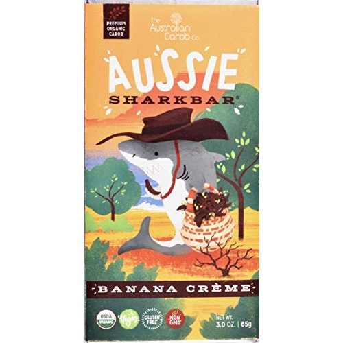 Organic carob bar, australian carob co., premium vegan aussie sh...