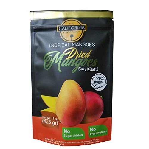 NEW SIZE! The California Food Shop All Natural Unsweetened Dried...