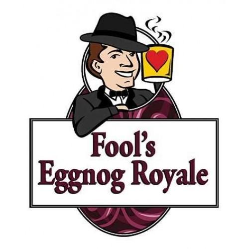 The Coffee Fool Turkish Powder Coffee, Fools Eggnog Royale, 1...