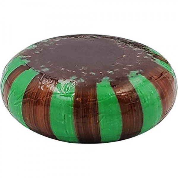 Chocolate Mint Starlights Disc Hard Candy, Individually Wrapped ...