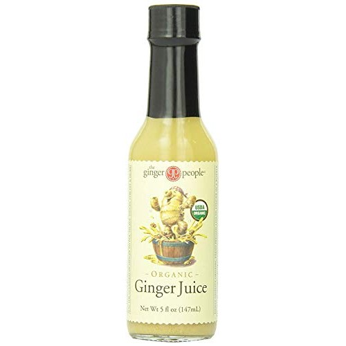 The Ginger People Organic Ginger juice 5 oz (Pack of 4)