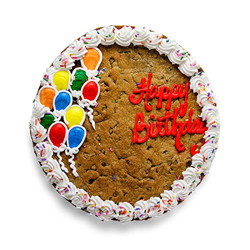 The Great Cookie 13-inch Happy Birthday Balloon Giant Cookie C...