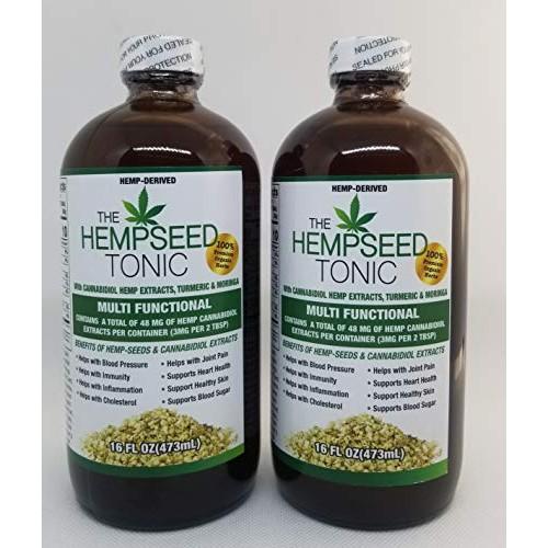 The HEMPSEED Tonic 2PK