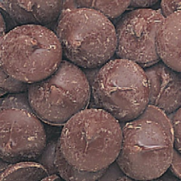 Guittard Brown Dark Chocolate Melting Chocolate Apeels 5LB Bag