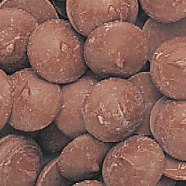 Guittard Brown Milk Chocolate Melting Chocolate Apeels 5LB Bag