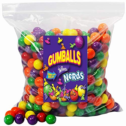 Nerds Gumballs 5LB Bag