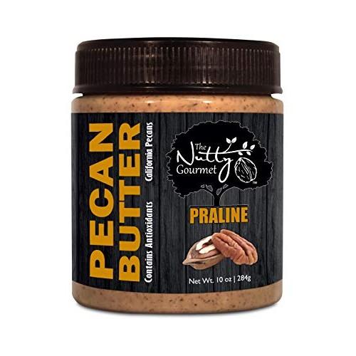 The Nutty Gourmet Pecan Butter - Praline 10oz