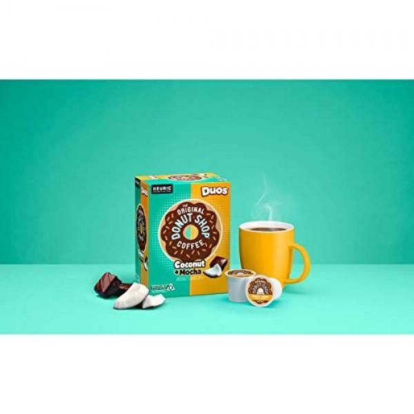 The Original Donut Shop Coconut Mocha, Single-Serve Keurig K-Cup...
