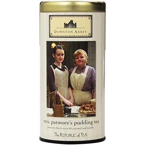 The Republic of Tea Downton Abbey Mrs. Patmores Pudding Tea, 36...
