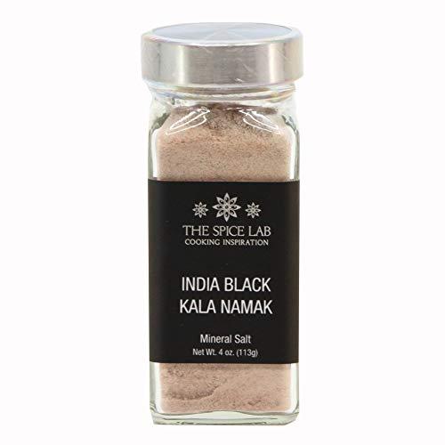 The Spice Lab French Jar Indian Kala Namak Mineral Salt - Hima...