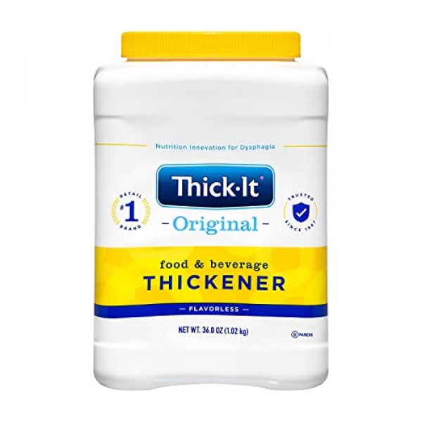 Thick-It MIIJ585 Instant Food and Beverage Thickener, 36 oz. Can...