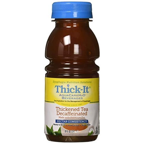 Thick-It Clear Advantage Decaffeinated Thickened Tea - Mildly Th...