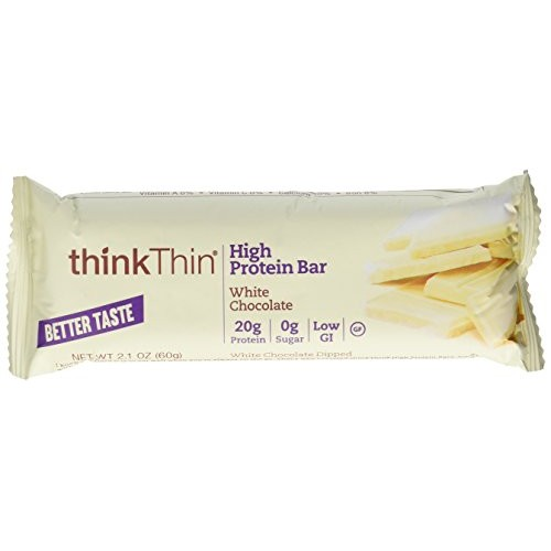 Think Thin 20 Pack 2 X Box of 10- White Chocolate