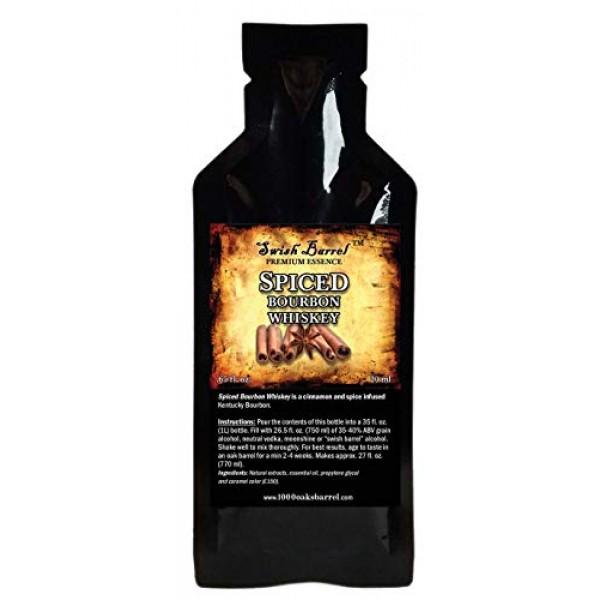 Spiced Bourbon Whiskey Essence | Bootleg Kit Refills | Thousand ...