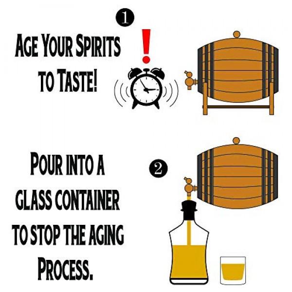 Tennessee Bourbon Whiskey Premium Essence 10 Pack   Bootleg Kit ...