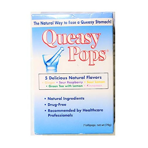 Three Lollies - Queasy Pops - Assorted - 7 Lollipops Pack, Drug ...