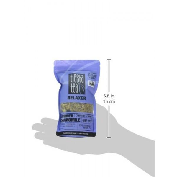Tiesta Tea Citrus Detox, Ginger Citrus Herbal Tea, 50 Servings, ...