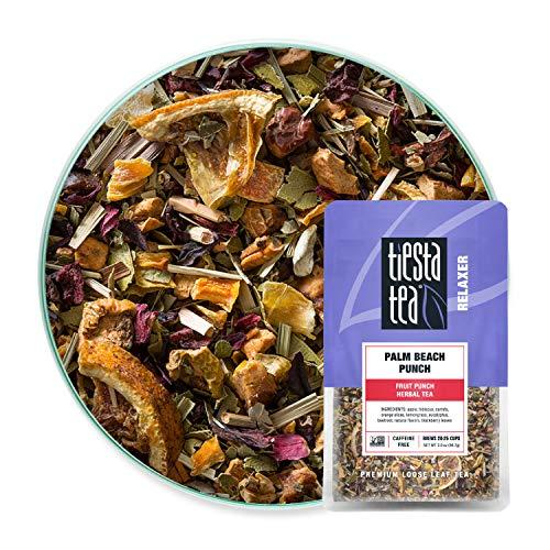 Tiesta Tea - Palm Beach Punch, Loose Leaf Fruit Punch Herbal Tea...