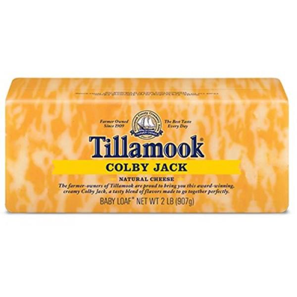 Tillamook Cheese 2lb Baby Loaf Choose Flavor Below Colby Jack