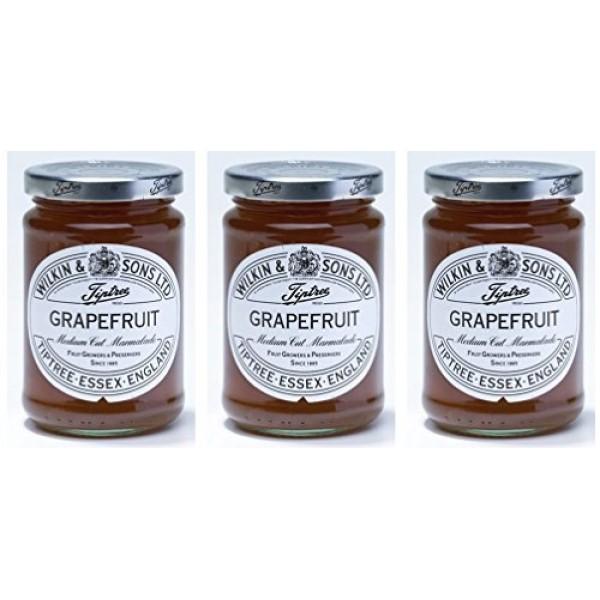 3 Pack - Tiptree - Grapefruit Marmalade | 340g | 3 Pack Bundle