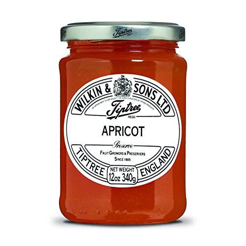 Tiptree Apricot Preserve, 12 Ounce Jar