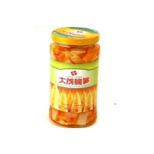 tomo crispy chili bamboo shoot - 12.34oz