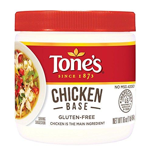 Tones: Chicken Base 16 Oz. (2 Pack)