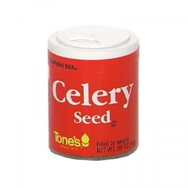 Tones - Celery Seed Pack of 6