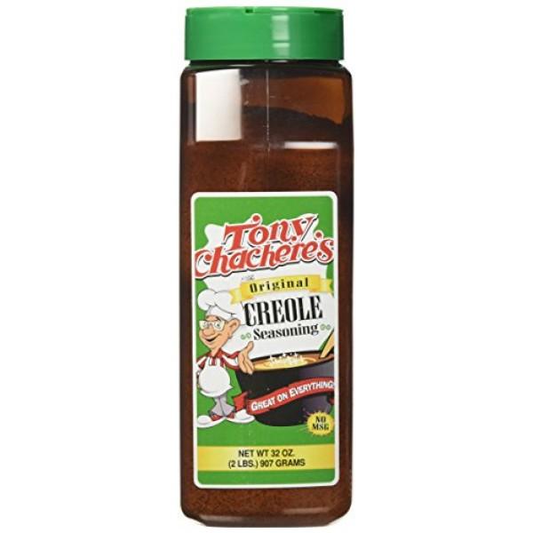 Tony Chacheres Creole Seasoning 32oz