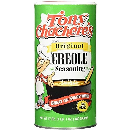 Tony Chacheres Original Creole Seasoning, 17 Ounce