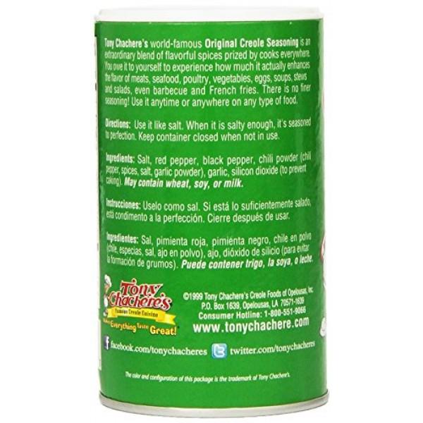 Tony Chacheres Special Herbal Blend Spice N Herb Seasoning - 5 oz