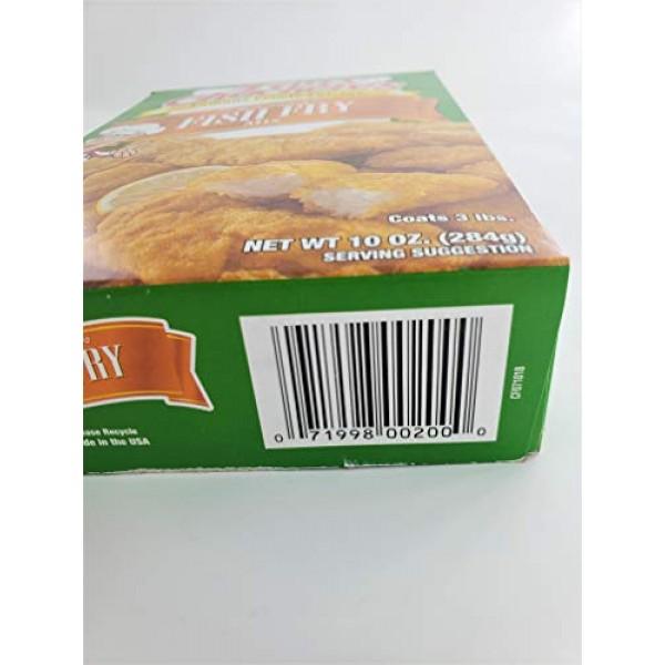 Tony Chacheres Mix Fish Fry Seasoned Pack of 2