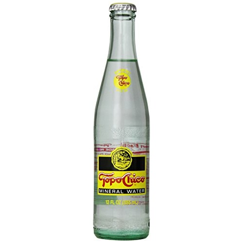 Topo Chico Mineral Water, 12 Ounce Pack of 24