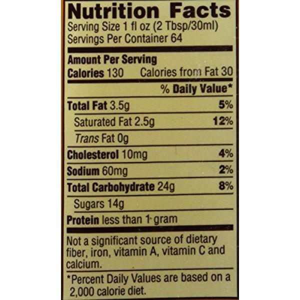 Torani English Toffee Syrup, 25.4 Ounce