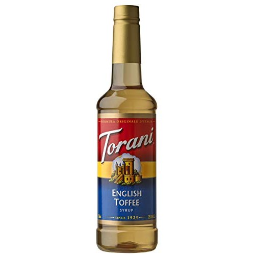 Torani English Toffee Syrup, 25.4 Ounce