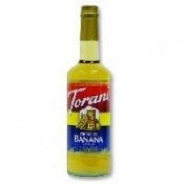 Torani Banana Syrup 750mL