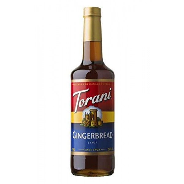 Torani Gingerbread Syrup