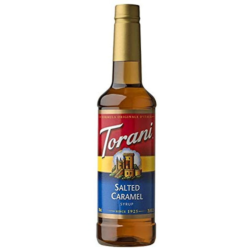 Torani Syrup, Salted Caramel, 25.4 Ounces