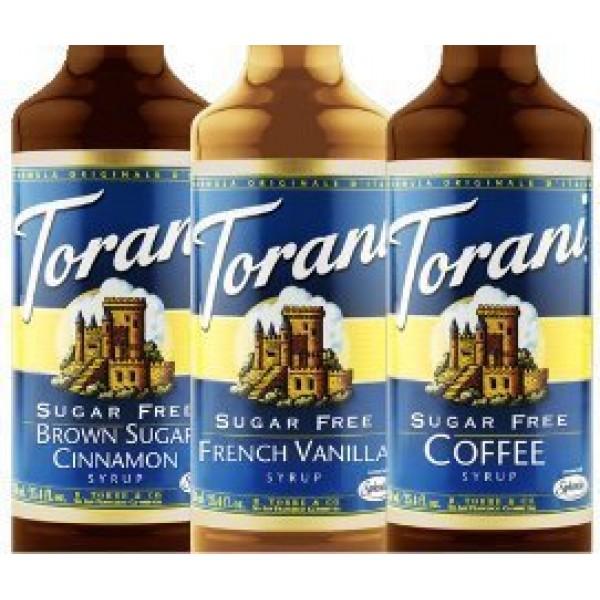 Torani Sugar-free Breakfast 3pack by Torani