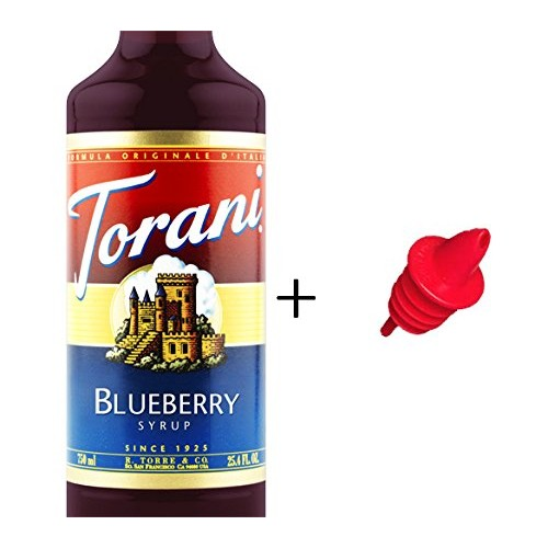 Torani Blueberry with Pour Spout