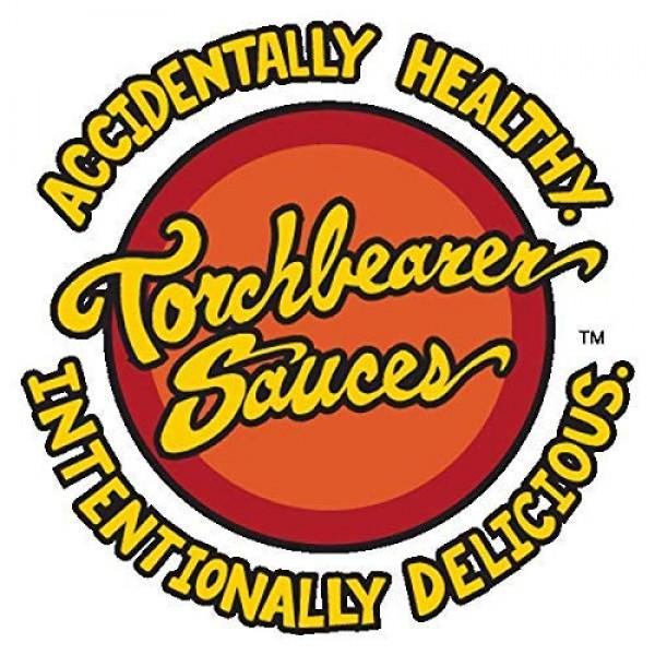 Torchbearer Sauces Garlic Reaper Sauce, 5 ounces - Carolina Reap...