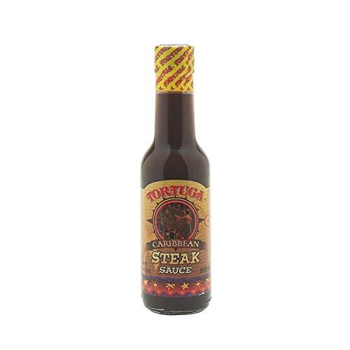 Tortuga Rum Steak Sauce 5 ounce